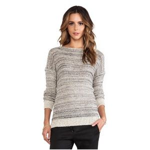 Vince• Teak mix sweater